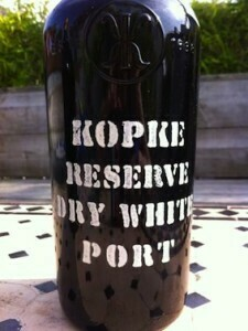 Kopke White Port Dry