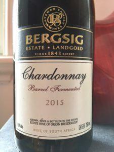 Bergsig-Chardonnay