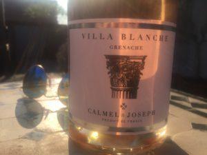 Villa Blanche grenache rose