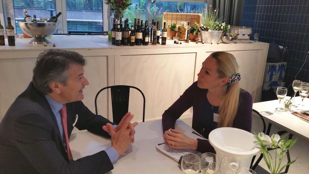 interview Cesar