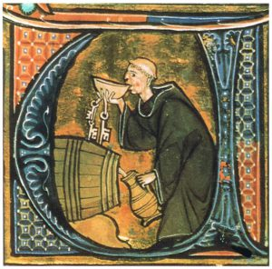 Monk_sneaking_a_drink WikiCommons