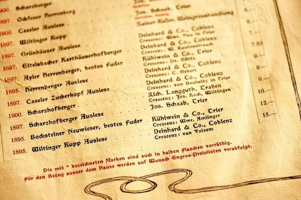 Van Volxem op oude wijnkaart 048